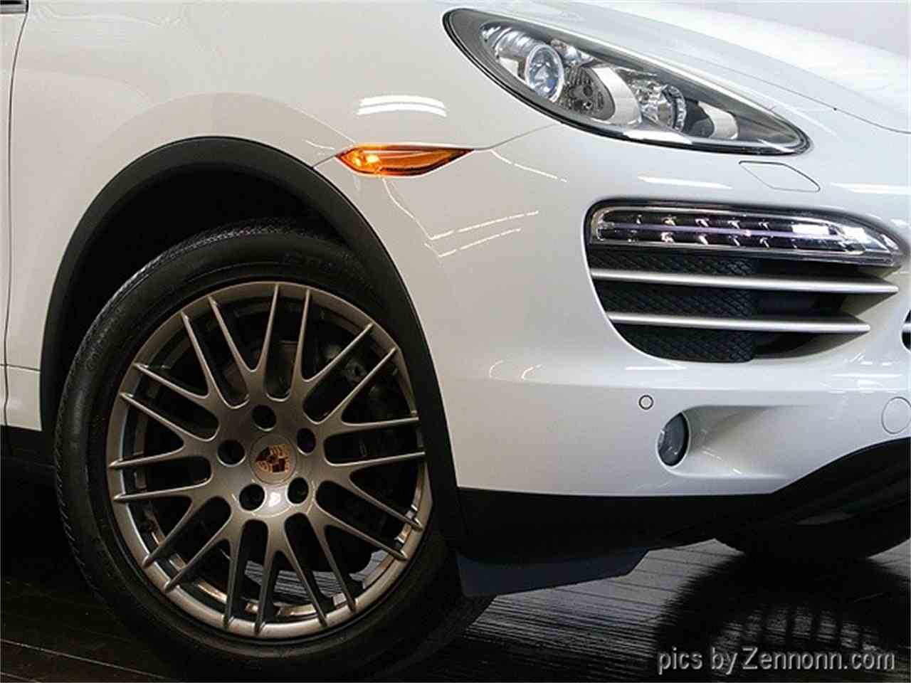 Large Picture of 2014 Cayenne - $38,990.00 Offered by Auto Gallery Chicago - LVPM