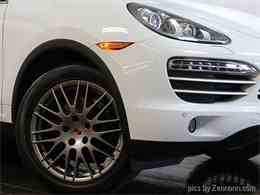 Picture of 2014 Cayenne located in Addison Illinois Offered by Auto Gallery Chicago - LVPM