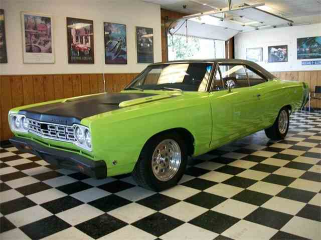 Picture of '68 Road Runner - M1SY