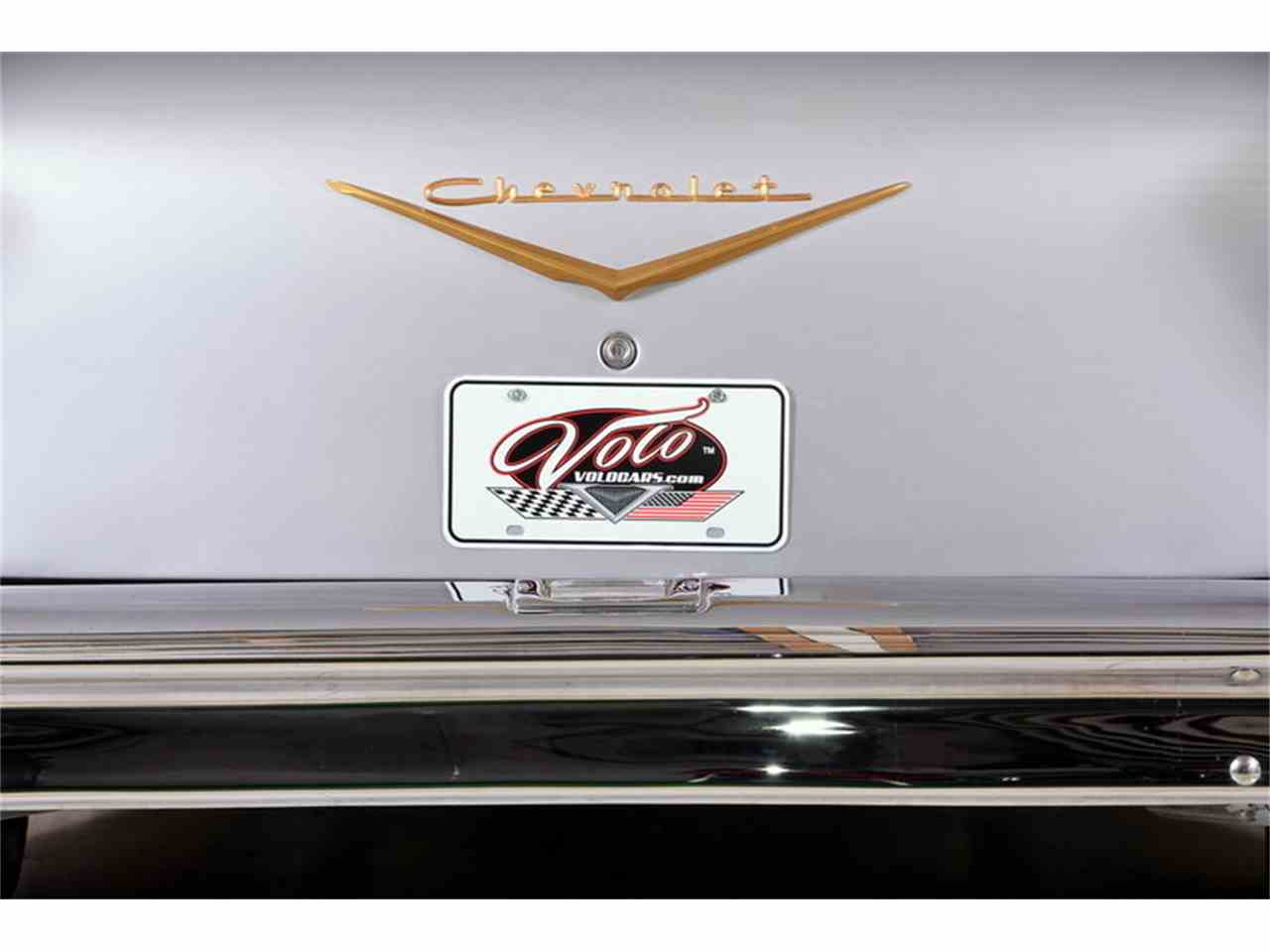 Large Picture of '57 Chevrolet Bel Air - $67,998.00 Offered by Volo Auto Museum - LVPR