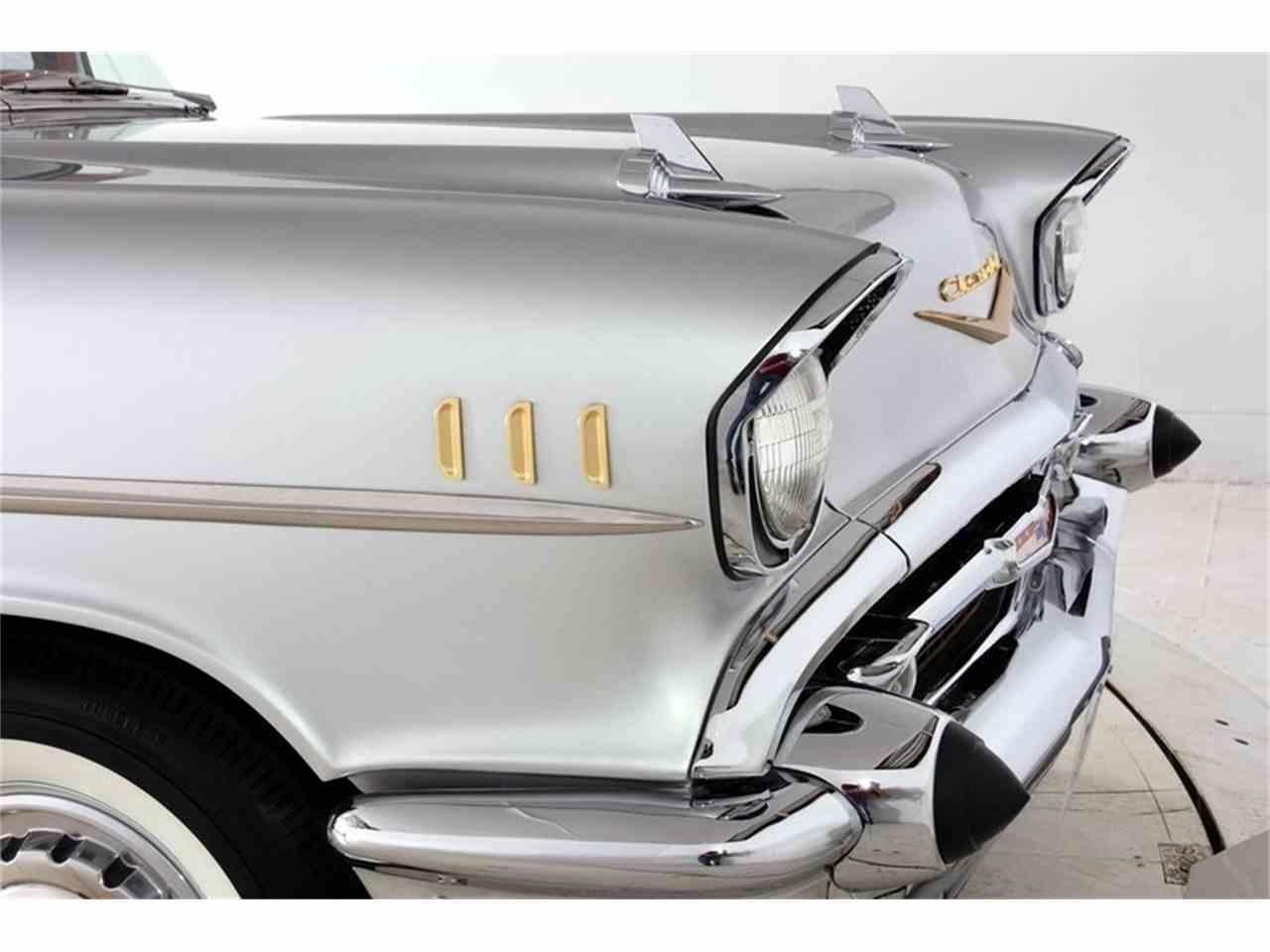 Large Picture of Classic '57 Bel Air Offered by Volo Auto Museum - LVPR