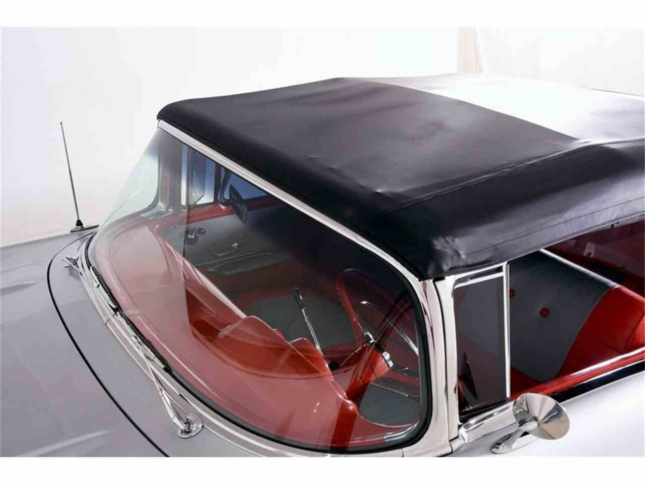 Large Picture of 1957 Chevrolet Bel Air located in Volo Illinois - $67,998.00 Offered by Volo Auto Museum - LVPR