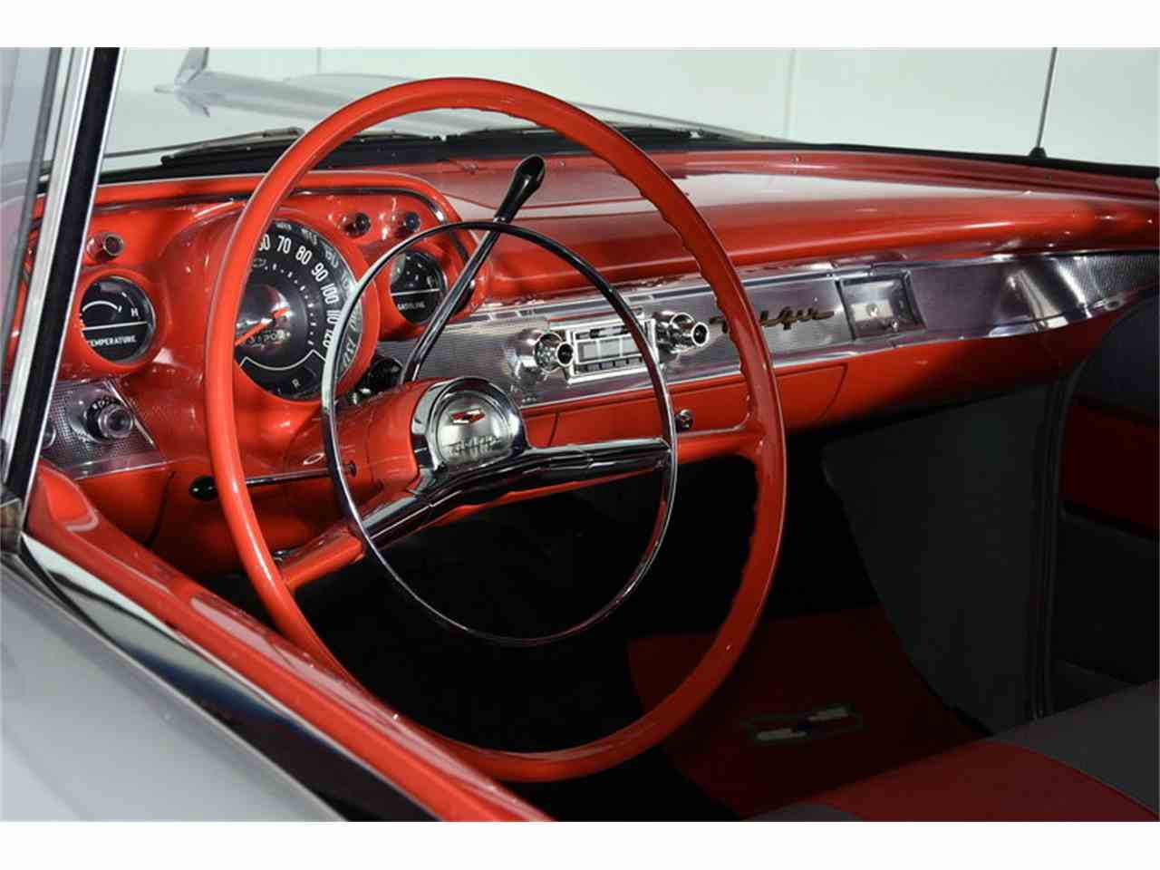 Large Picture of 1957 Chevrolet Bel Air - $67,998.00 Offered by Volo Auto Museum - LVPR