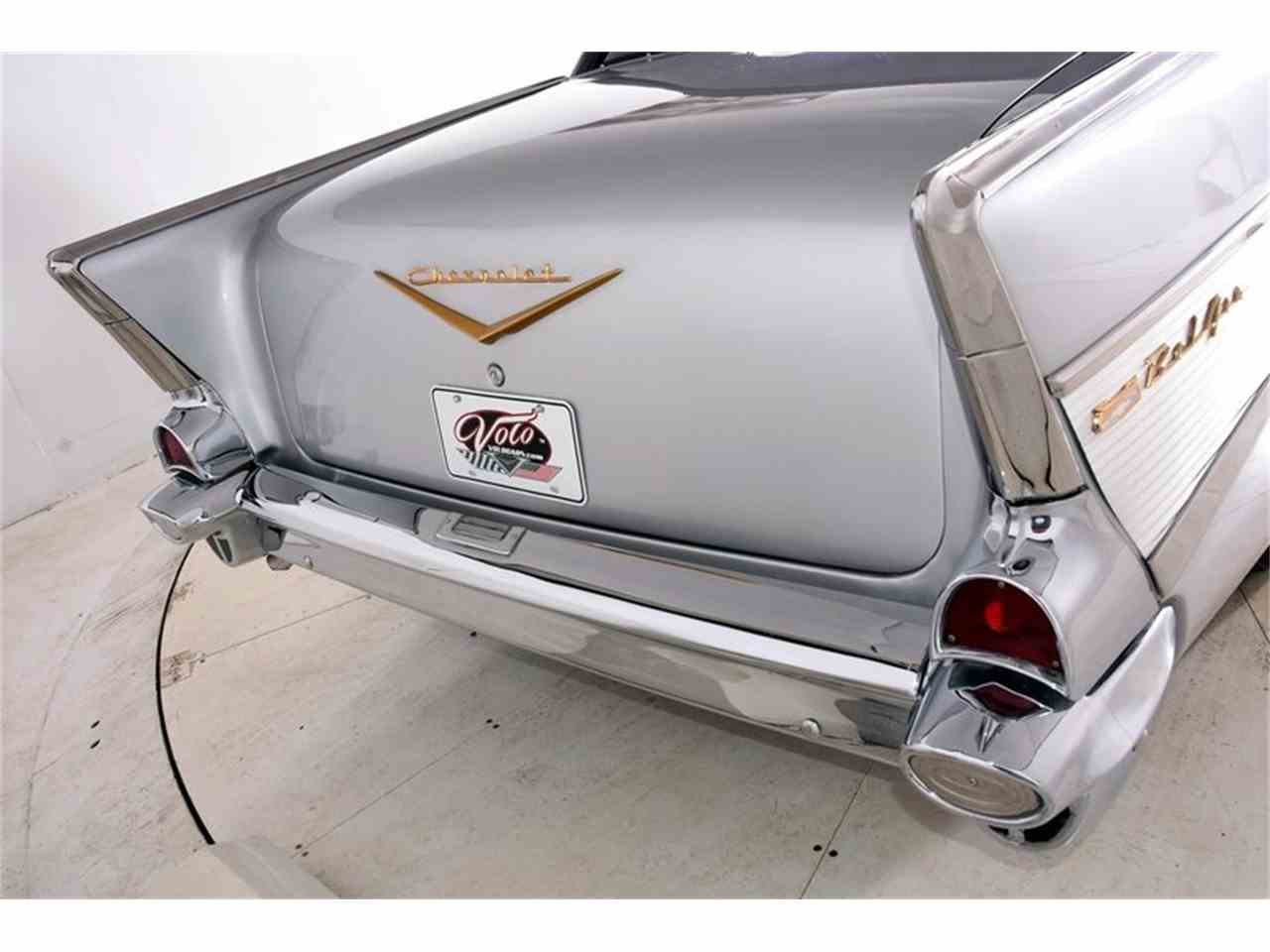 Large Picture of 1957 Bel Air located in Volo Illinois - $67,998.00 - LVPR