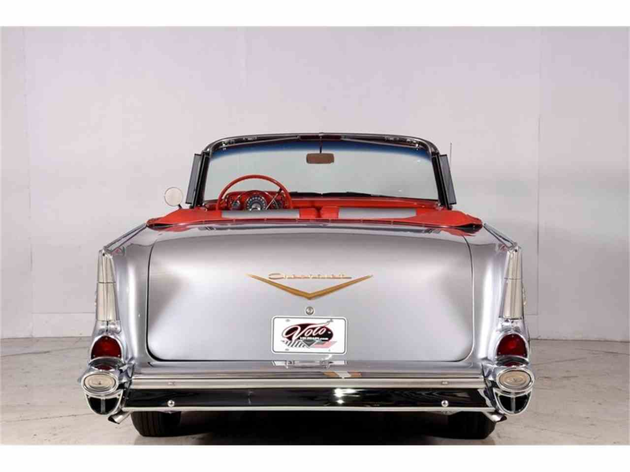 Large Picture of Classic '57 Bel Air located in Volo Illinois - LVPR