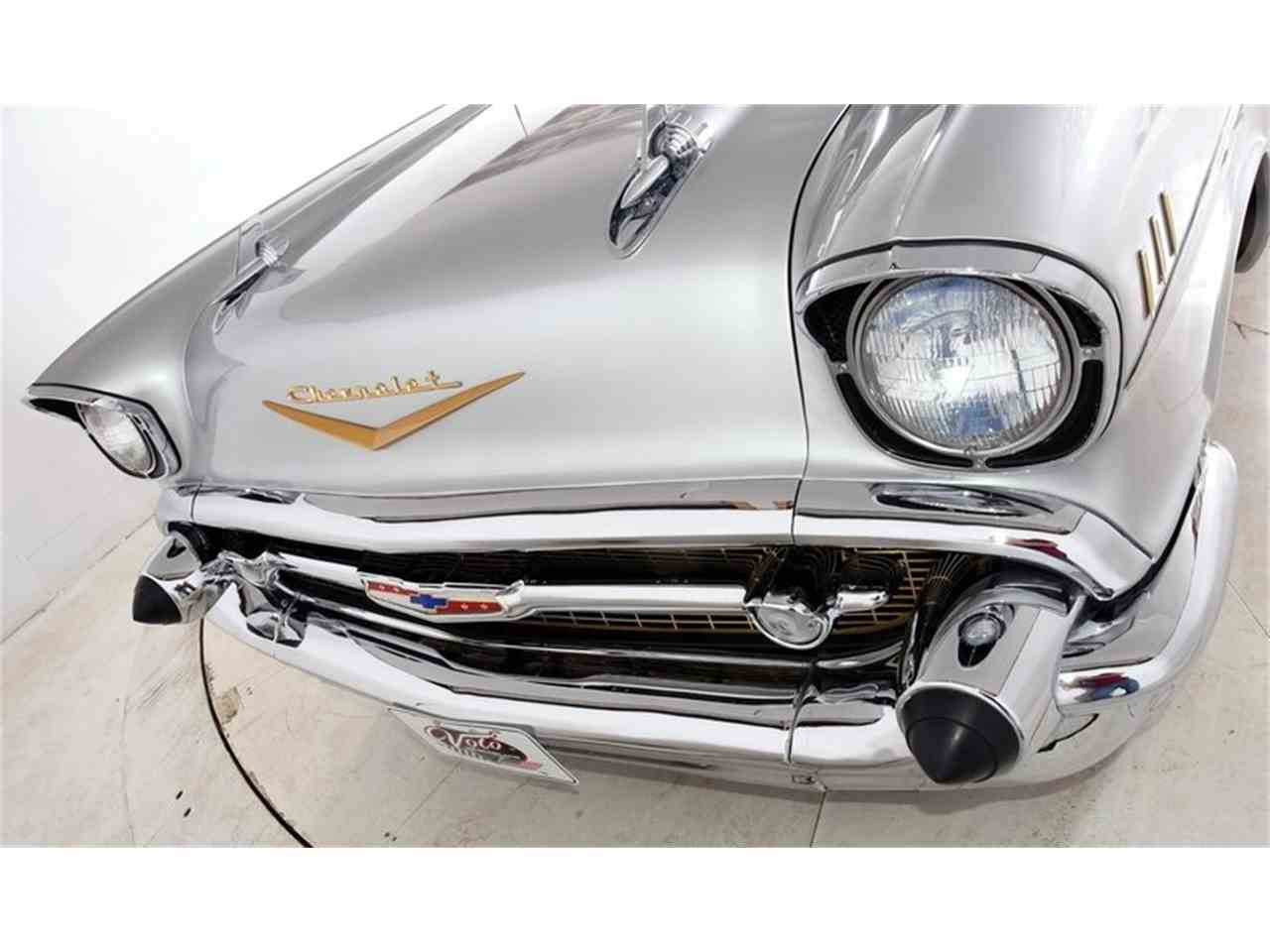 Large Picture of '57 Chevrolet Bel Air located in Illinois - $67,998.00 Offered by Volo Auto Museum - LVPR