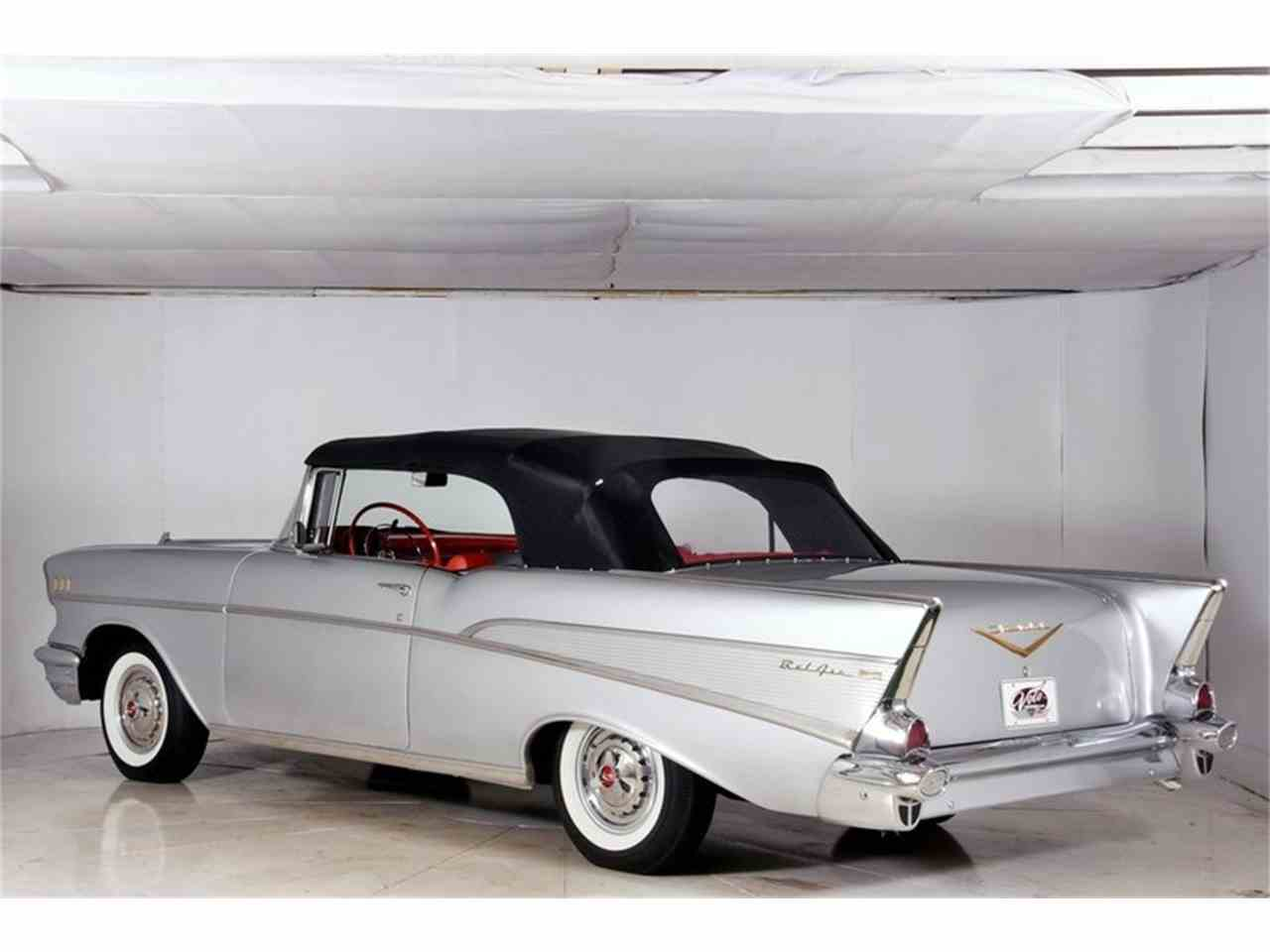 Large Picture of Classic 1957 Bel Air located in Illinois - $67,998.00 Offered by Volo Auto Museum - LVPR