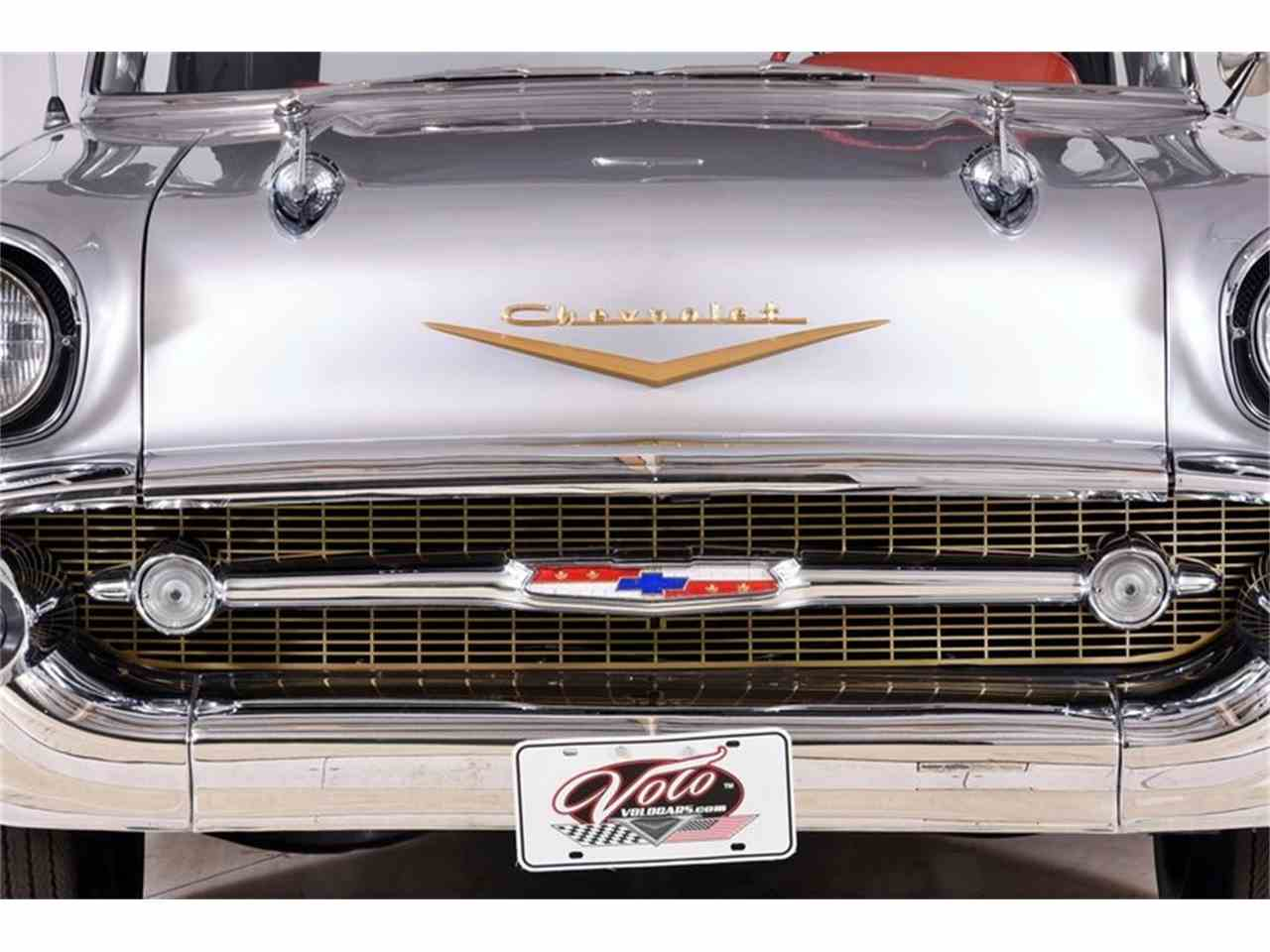 Large Picture of Classic 1957 Bel Air located in Volo Illinois - $67,998.00 - LVPR