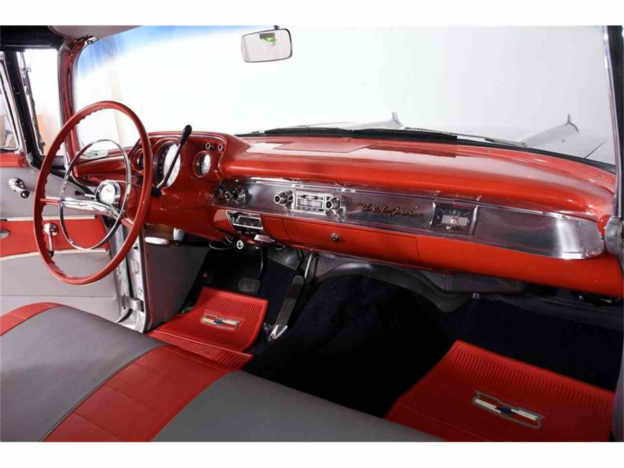 Large Picture of Classic '57 Chevrolet Bel Air located in Volo Illinois - $67,998.00 - LVPR