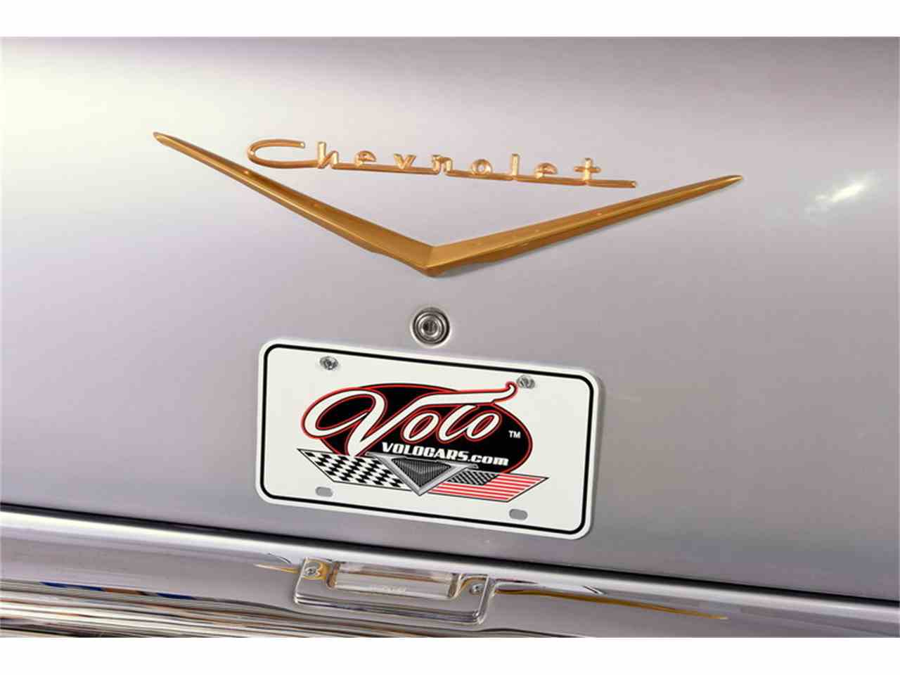 Large Picture of '57 Chevrolet Bel Air Offered by Volo Auto Museum - LVPR
