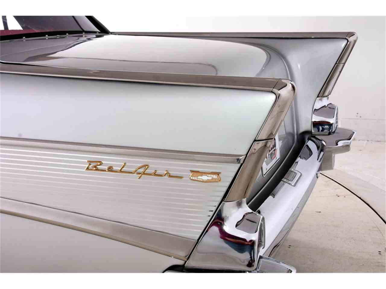 Large Picture of Classic 1957 Chevrolet Bel Air - LVPR