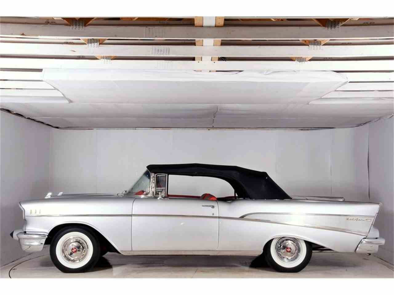 Large Picture of '57 Bel Air located in Illinois - $67,998.00 Offered by Volo Auto Museum - LVPR