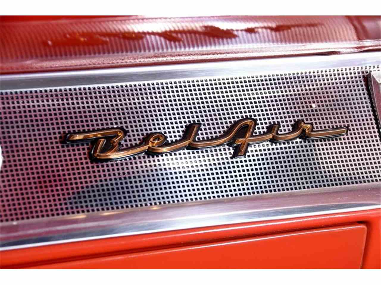 Large Picture of Classic 1957 Chevrolet Bel Air located in Volo Illinois - $67,998.00 Offered by Volo Auto Museum - LVPR