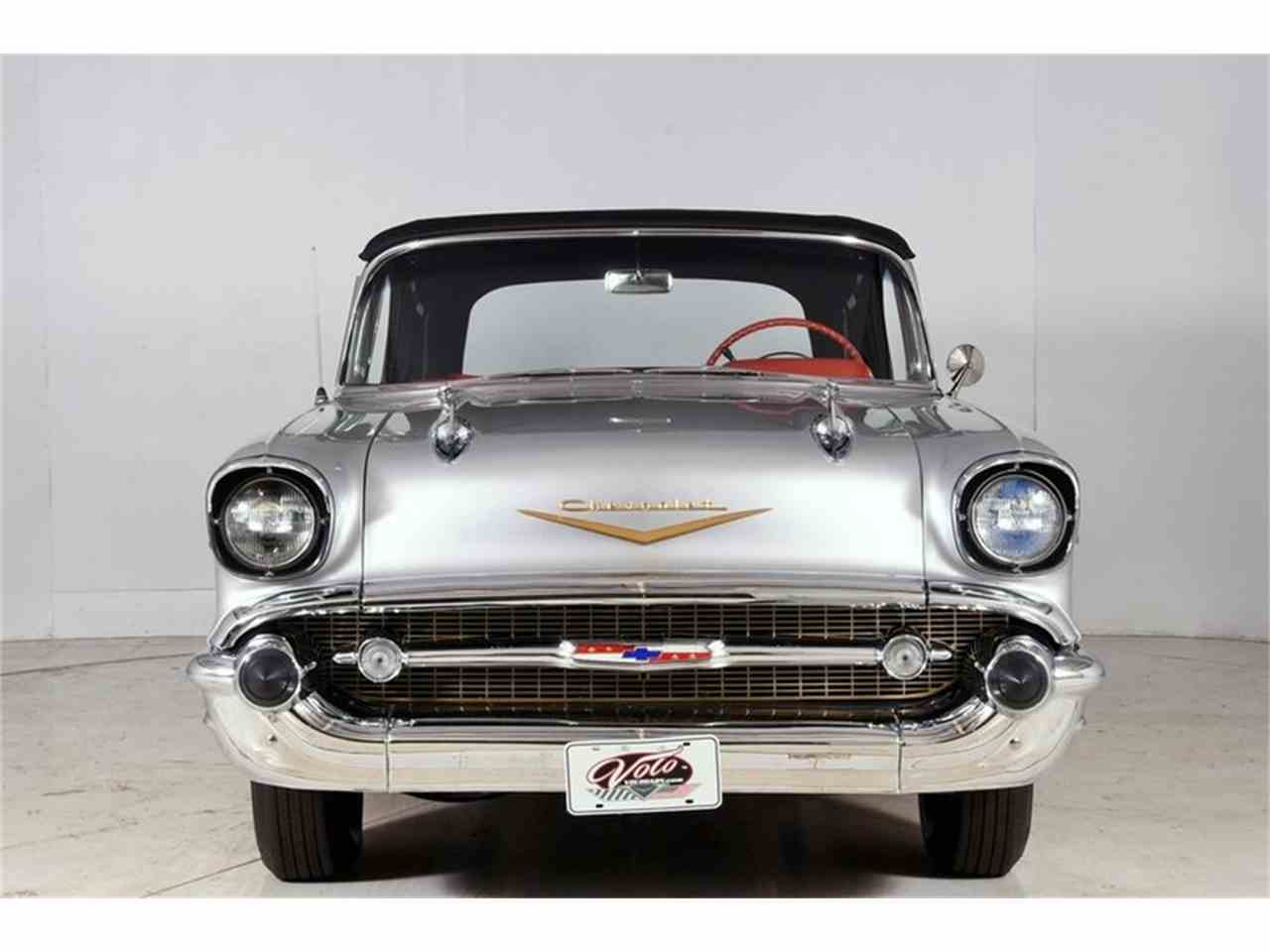 Large Picture of 1957 Chevrolet Bel Air Offered by Volo Auto Museum - LVPR