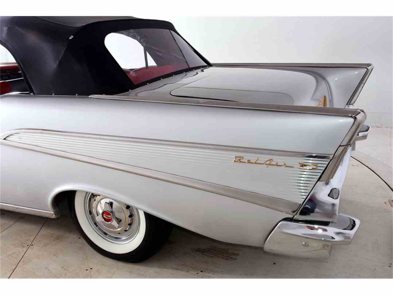Large Picture of Classic '57 Chevrolet Bel Air Offered by Volo Auto Museum - LVPR