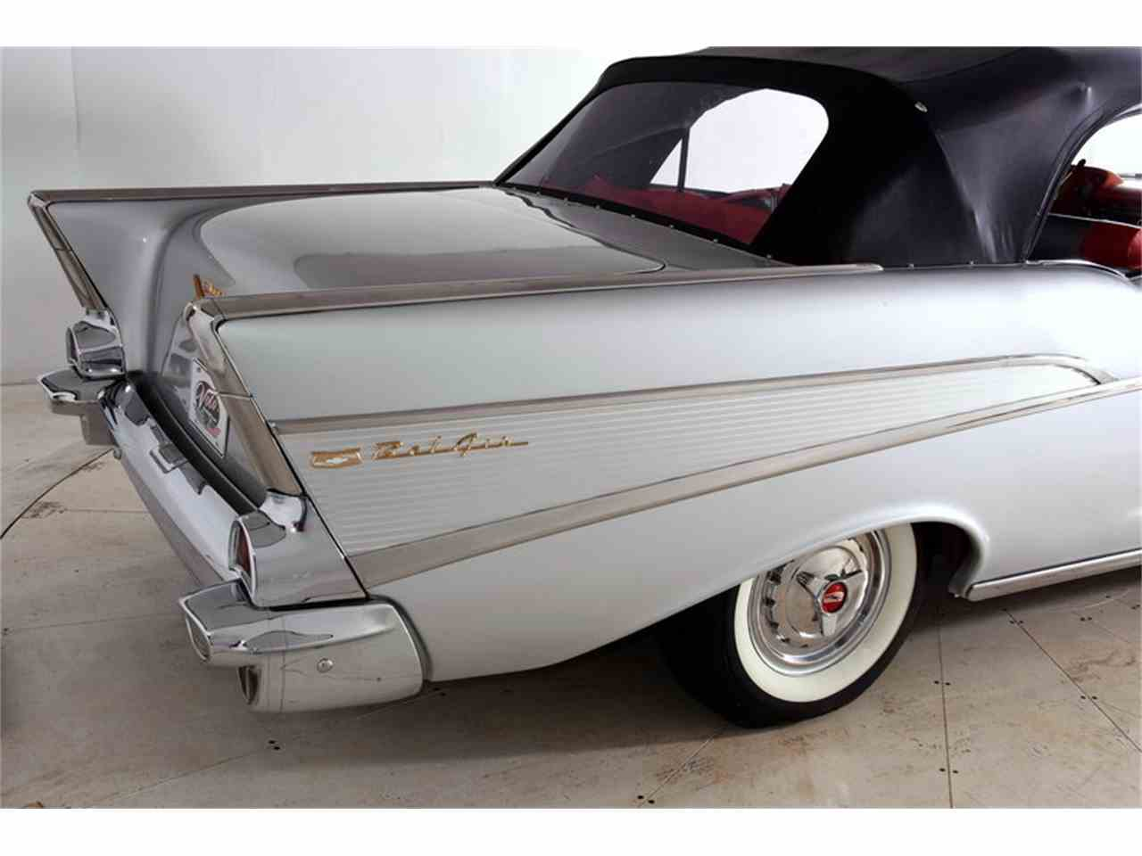 Large Picture of Classic 1957 Chevrolet Bel Air Offered by Volo Auto Museum - LVPR