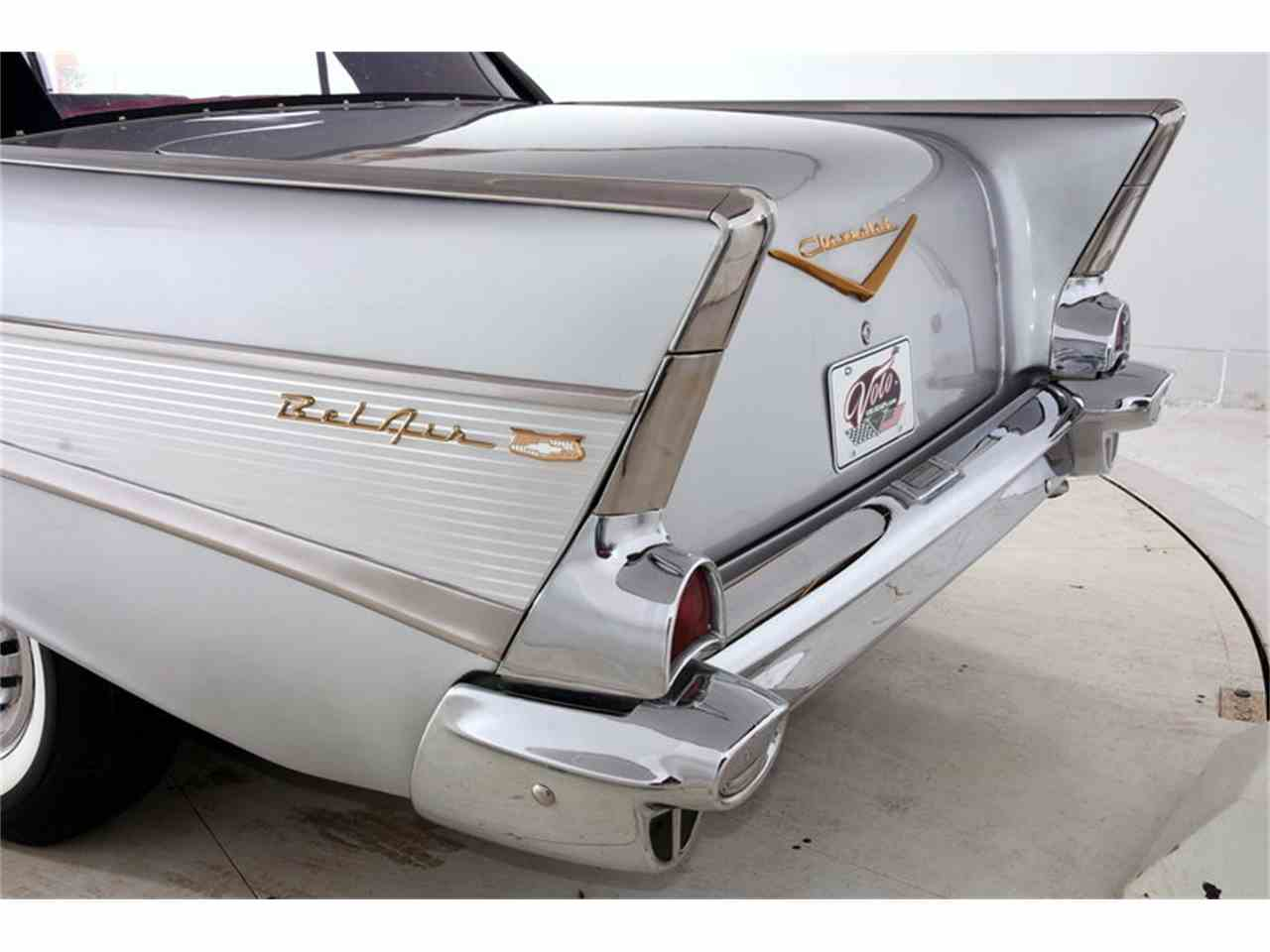 Large Picture of Classic 1957 Chevrolet Bel Air located in Illinois - $67,998.00 - LVPR