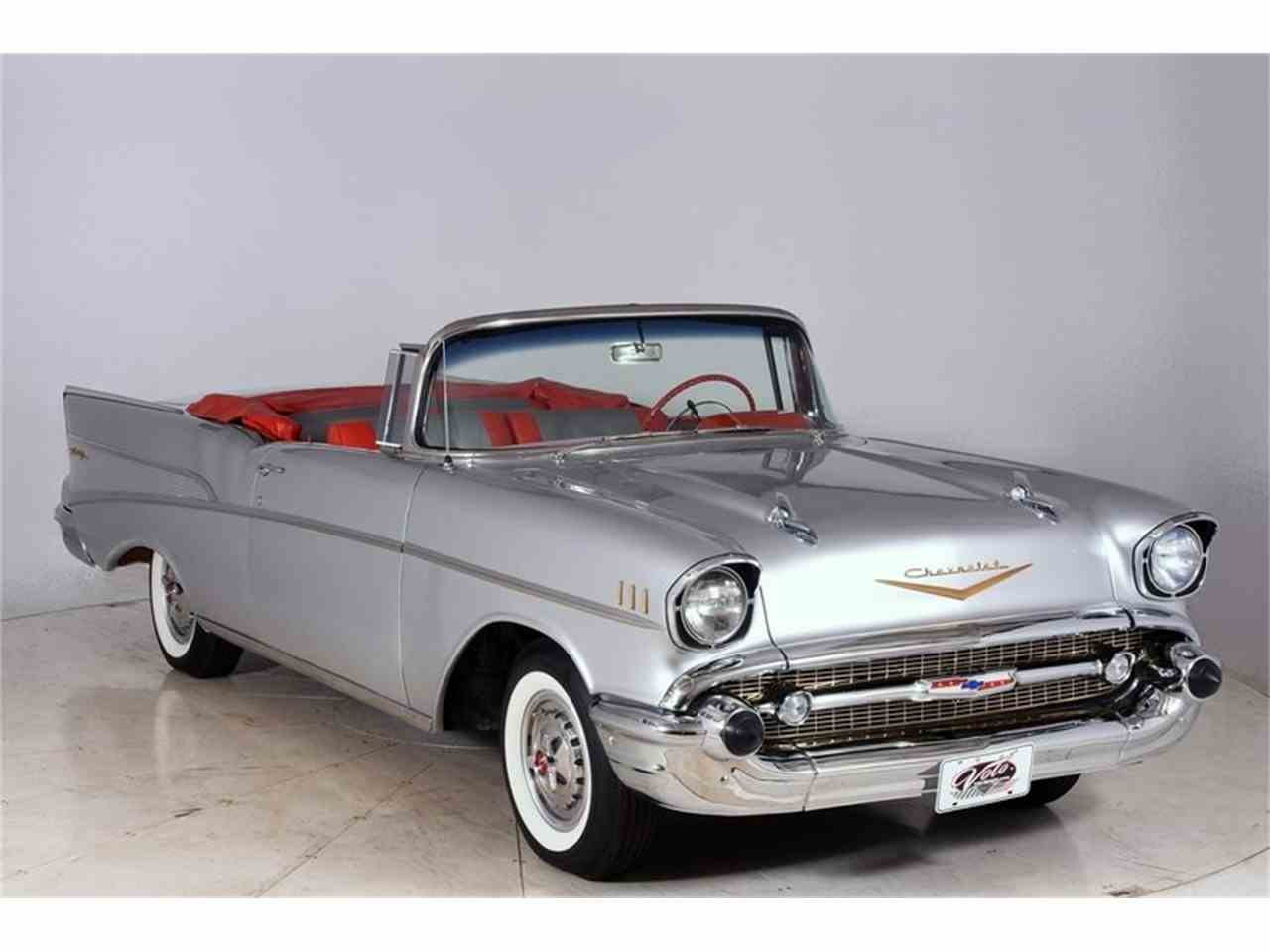 Large Picture of Classic 1957 Bel Air - LVPR