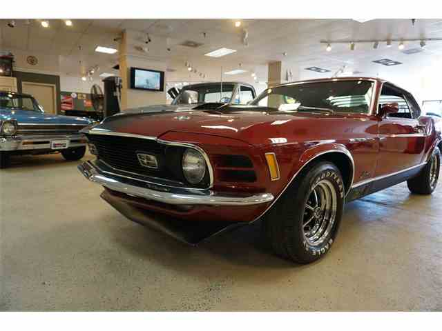 Picture of '70 Mustang - M1VM