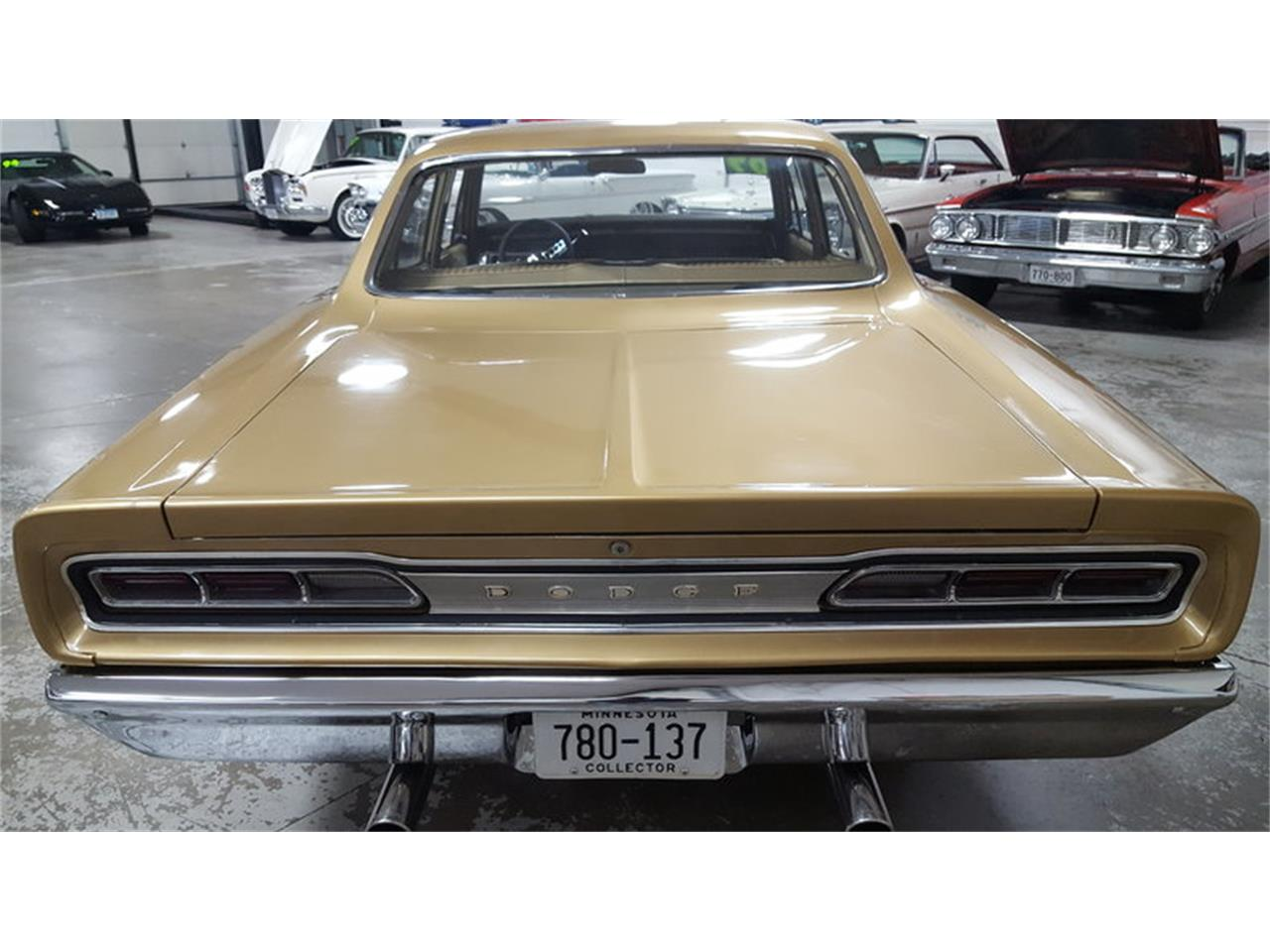 Large Picture of '69 Coronet - LV3T