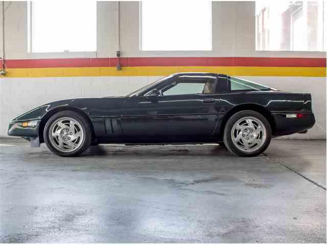 Picture of '90 Corvette - M1XU