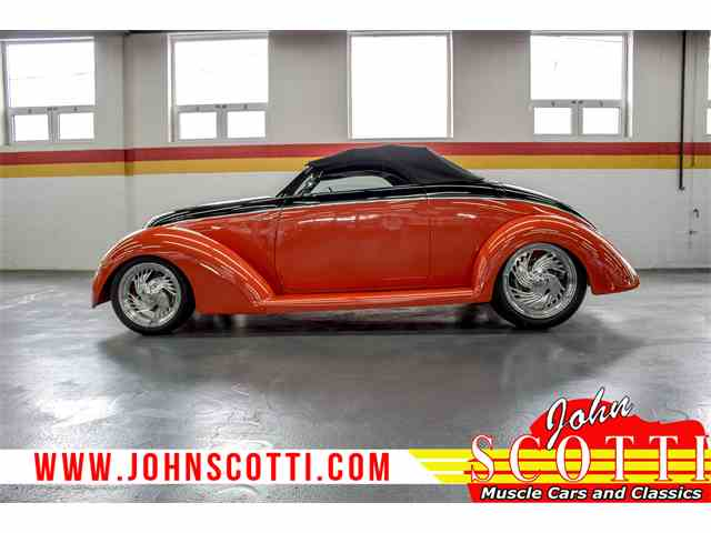 Picture of Classic 1939 Ford Hot Rod - $54,995.00 Offered by John Scotti Classic Cars - M1XY