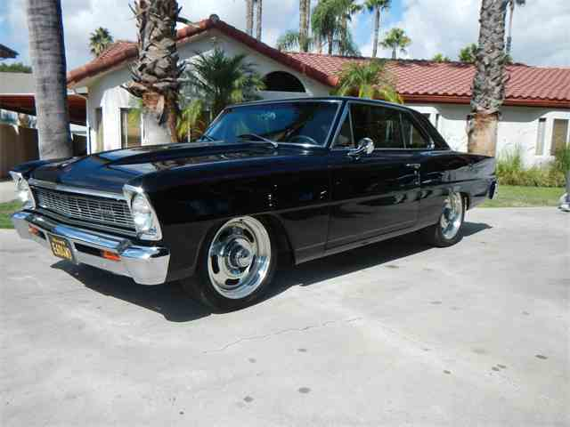 Picture of '66 Chevrolet Nova II SS located in Woodland Hills CALIFORNIA - $65,000.00 Offered by California Cadillac And Collectibles - M1YA