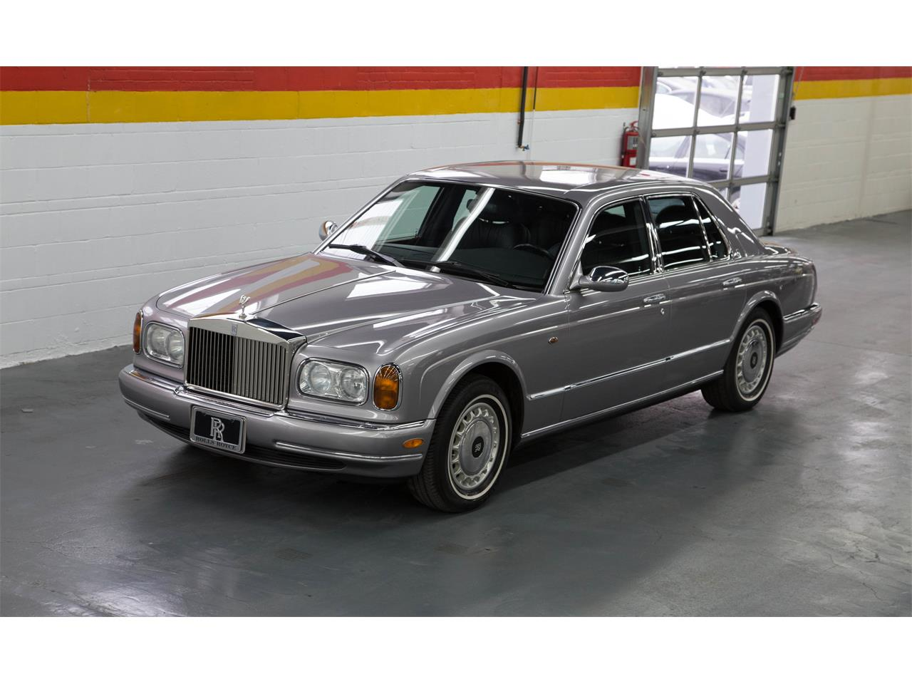 Large Picture of '99 Rolls-Royce Silver Seraph located in Montréal Quebec - $59,995.00 Offered by John Scotti Classic Cars - M1YP