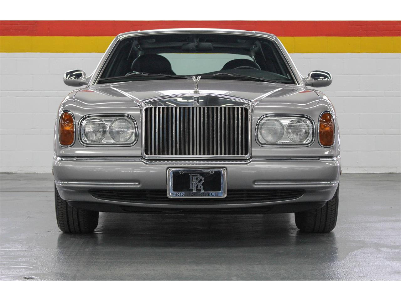 Large Picture of '99 Silver Seraph located in Quebec - $59,995.00 Offered by John Scotti Classic Cars - M1YP
