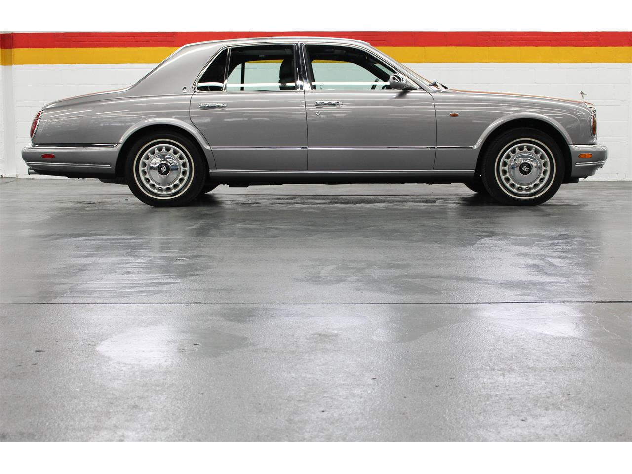 Large Picture of 1999 Silver Seraph located in Quebec Offered by John Scotti Classic Cars - M1YP