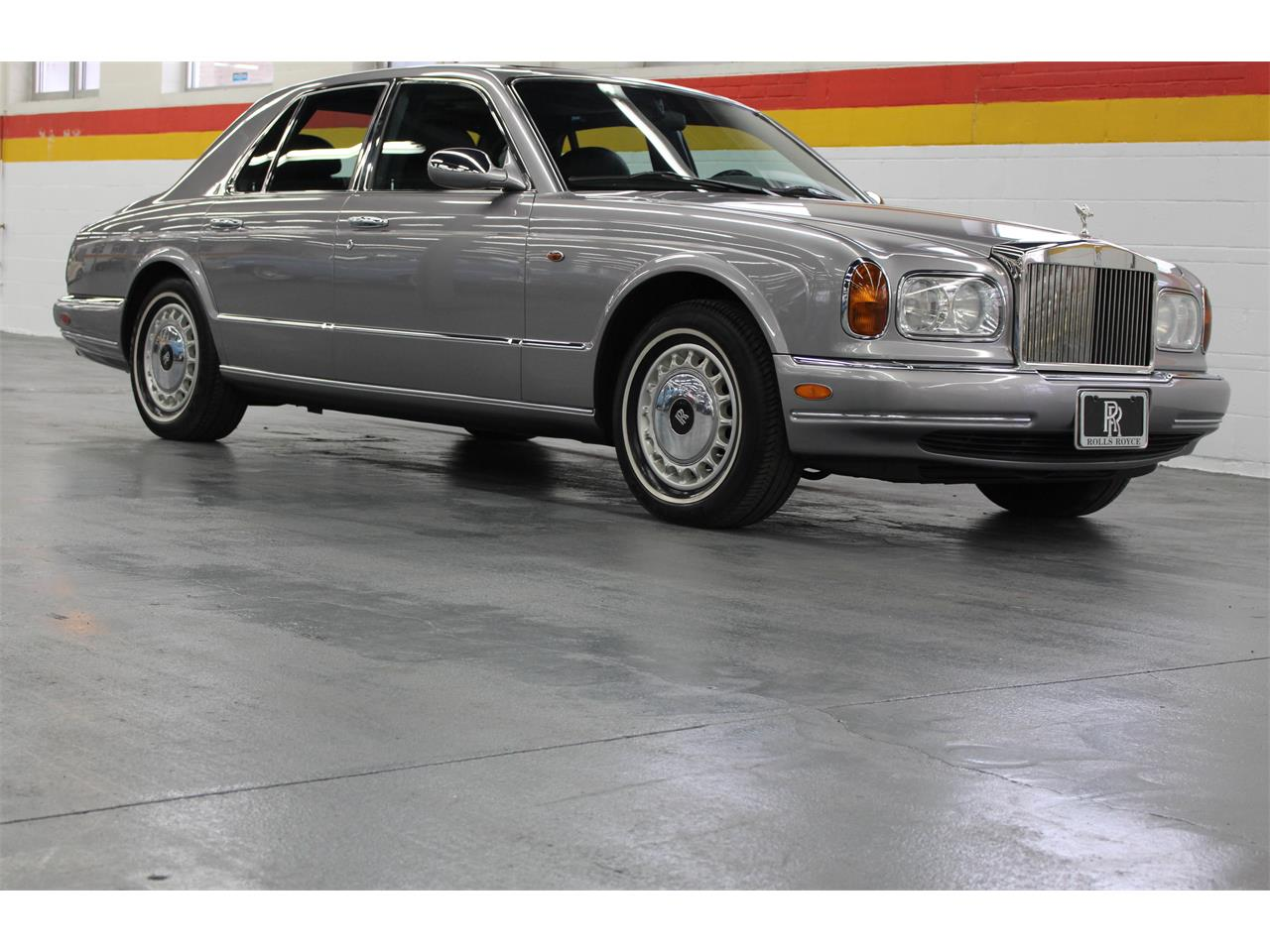 Large Picture of '99 Rolls-Royce Silver Seraph Offered by John Scotti Classic Cars - M1YP