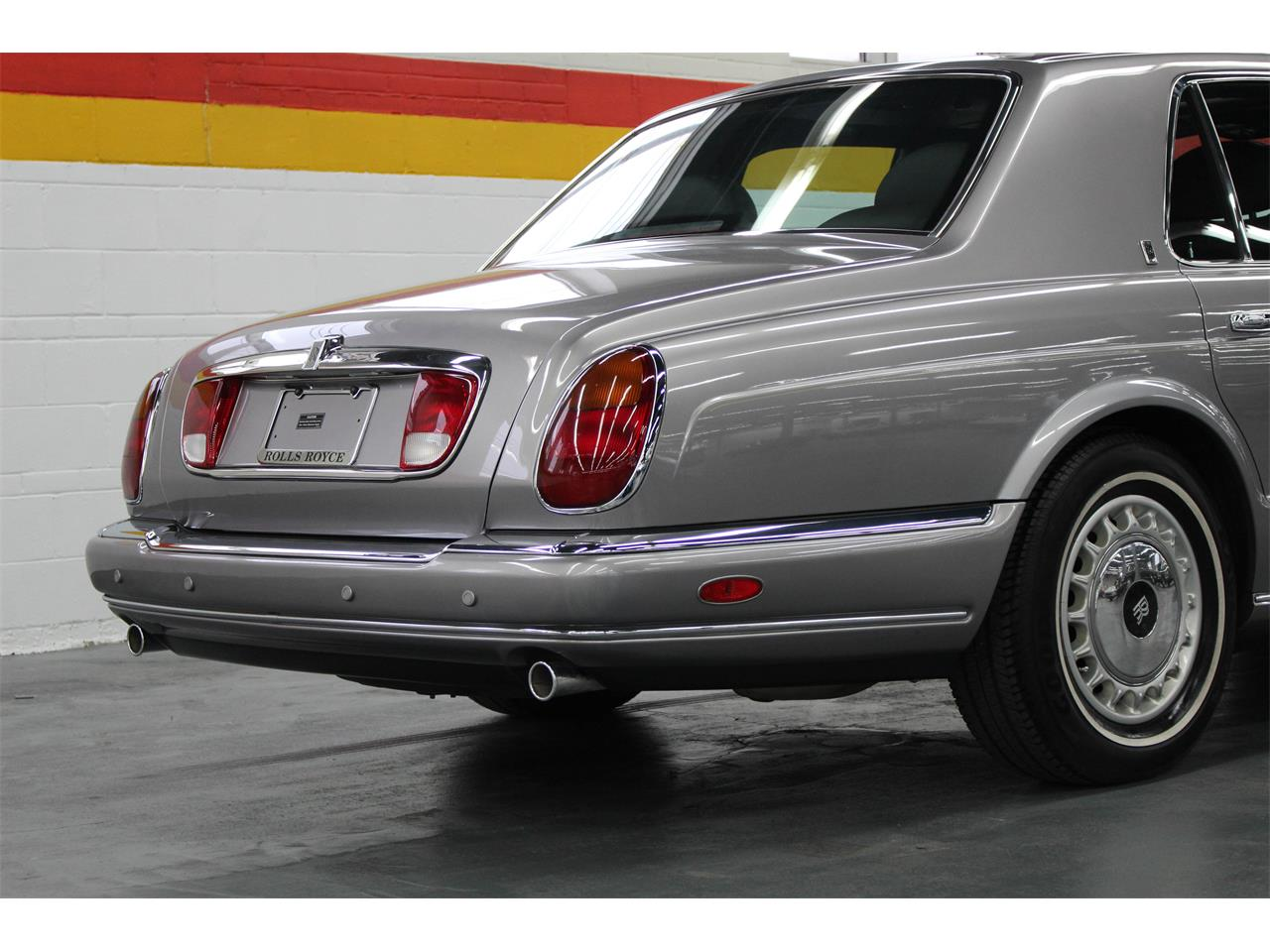 Large Picture of 1999 Rolls-Royce Silver Seraph located in Quebec - $59,995.00 - M1YP