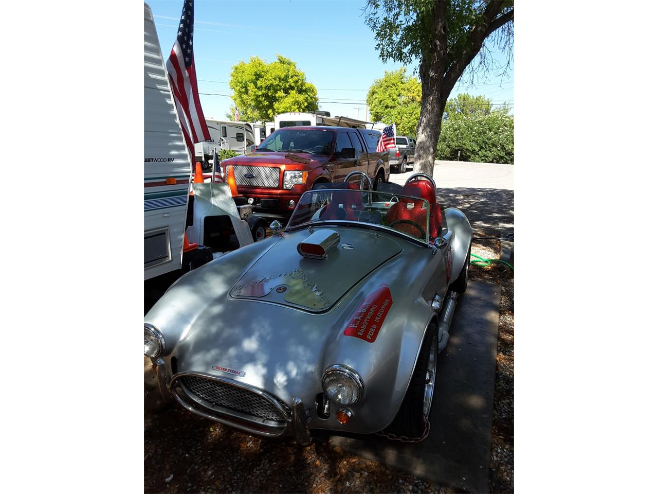 Large Picture of Classic '65 Factory Five Cobra located in Texas Offered by a Private Seller - M1ZQ
