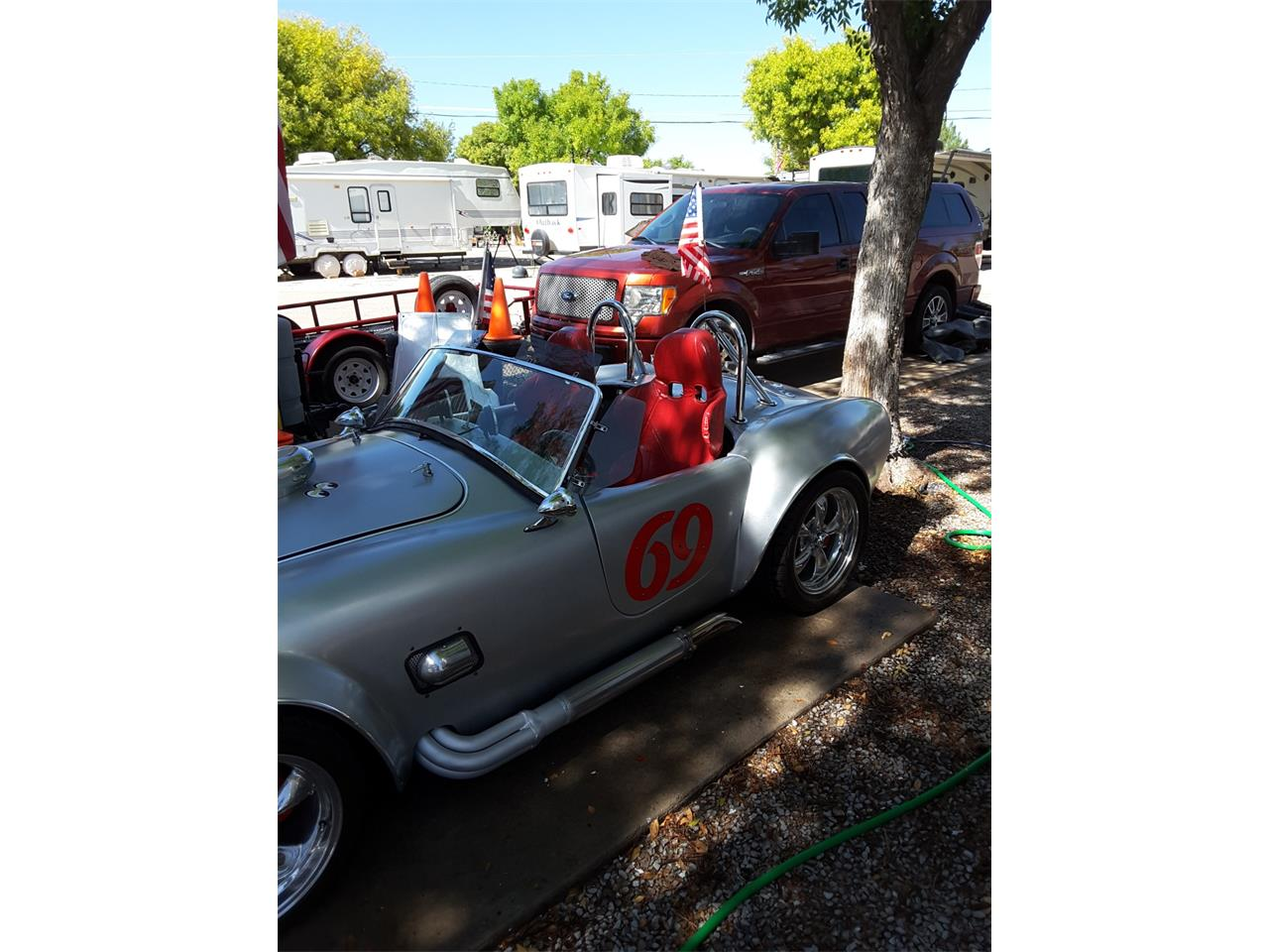 Large Picture of 1965 Factory Five Cobra located in Texas - $30,000.00 Offered by a Private Seller - M1ZQ