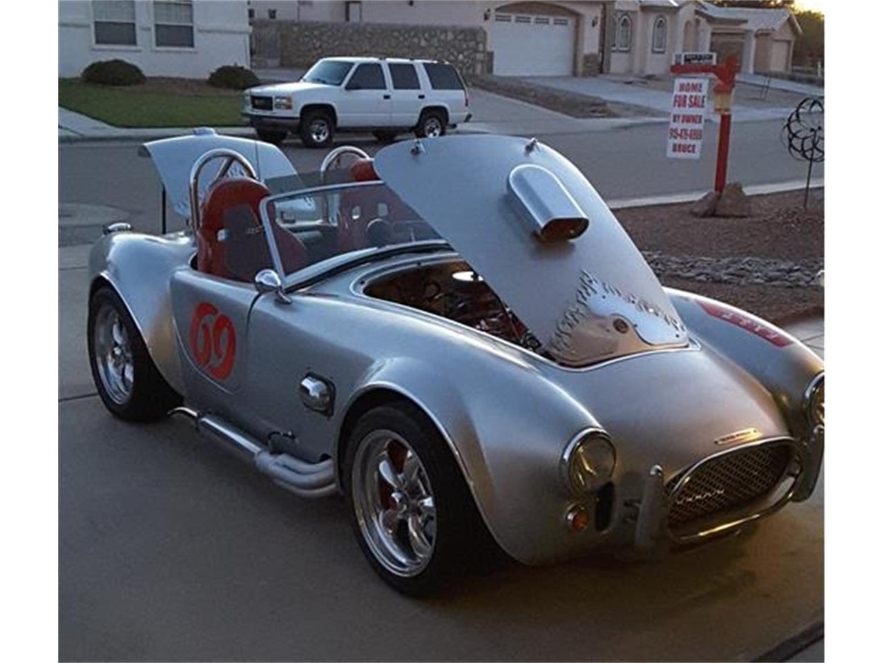 Large Picture of 1965 Factory Five Cobra located in Cantillo Texas - $30,000.00 Offered by a Private Seller - M1ZQ