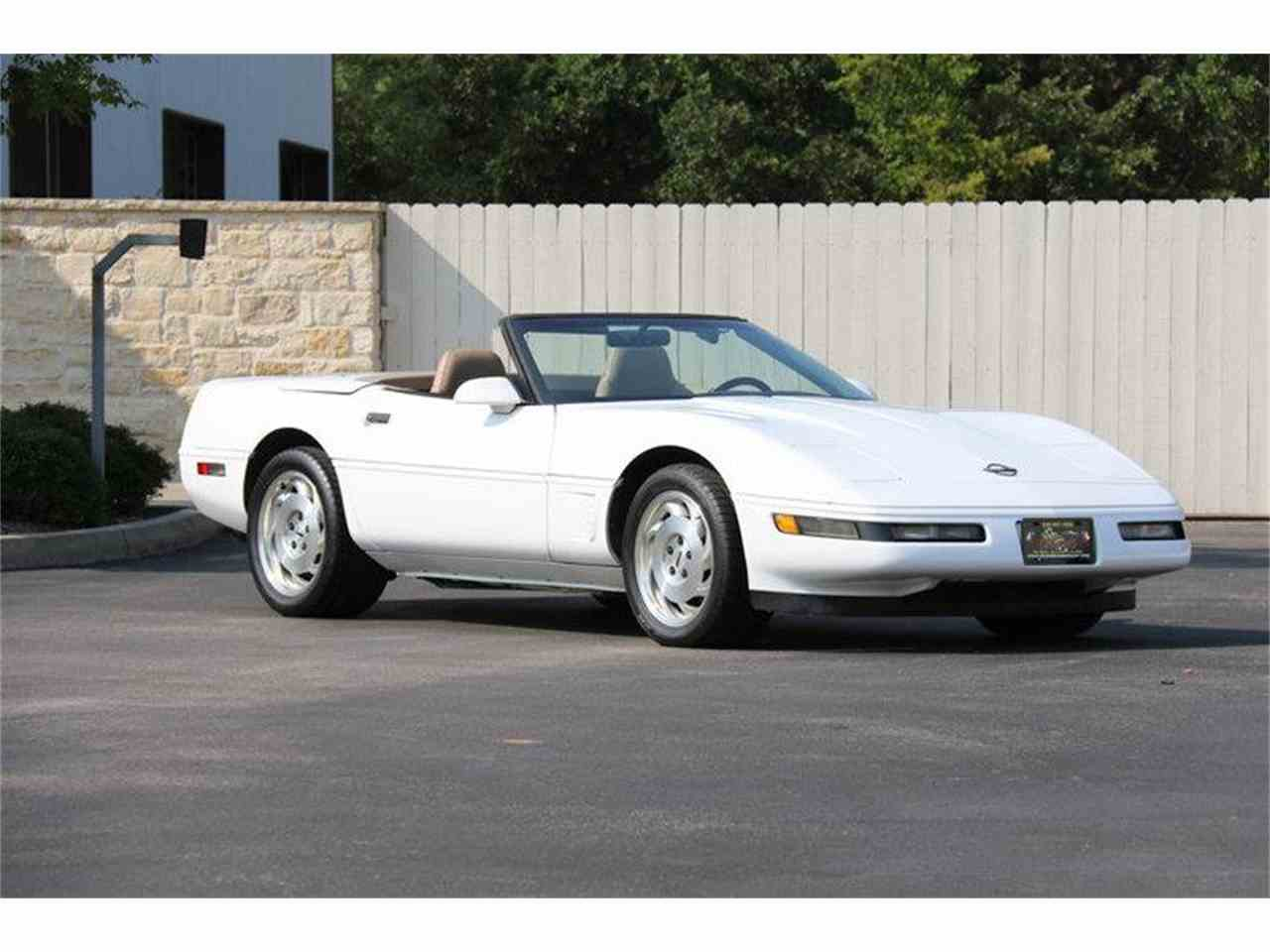 Large Picture of '94 Corvette - LVQE