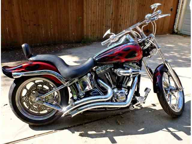 Picture of '04 Harley-Davidson FXSTD located in Arlington Texas - M20O
