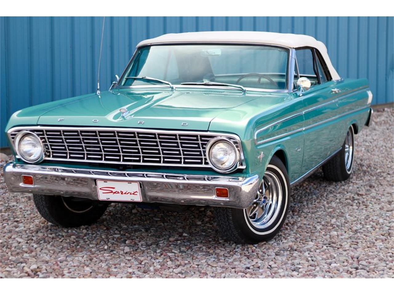 1964 Ford Falcon Sprint For Sale Cc 1020906 Large Picture Of 64 Lvqi