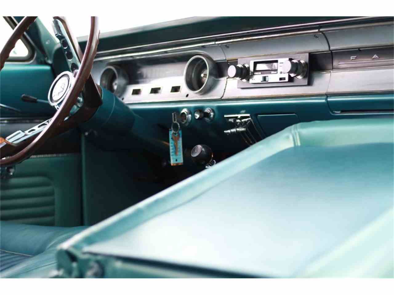 Large Picture of '64 Falcon Sprint - LVQI