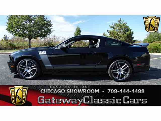 Picture of '13 Mustang - M21J