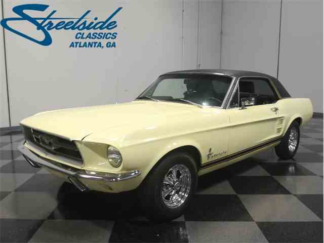 Picture of '67 Mustang - M21M