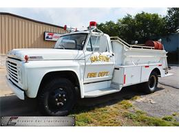 Picture of '67 Fire Truck - LVQM