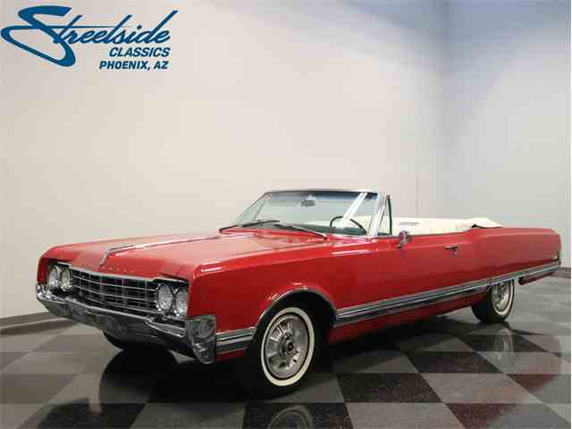 Picture of Classic '65 Oldsmobile 98 - $27,995.00 Offered by Streetside Classics - Phoenix - M22Q