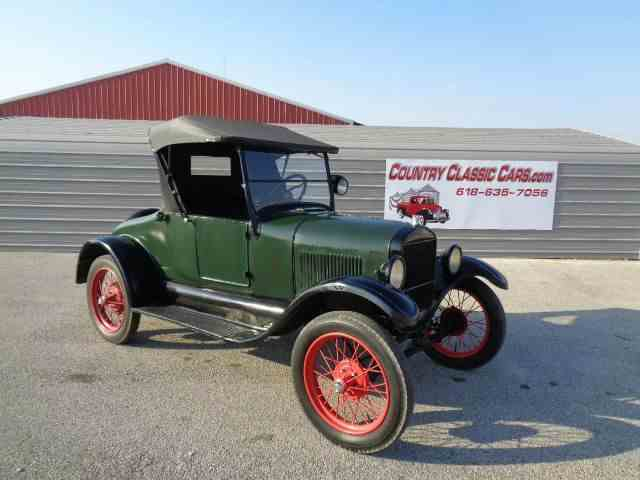 Picture of '26 Model T - M22S