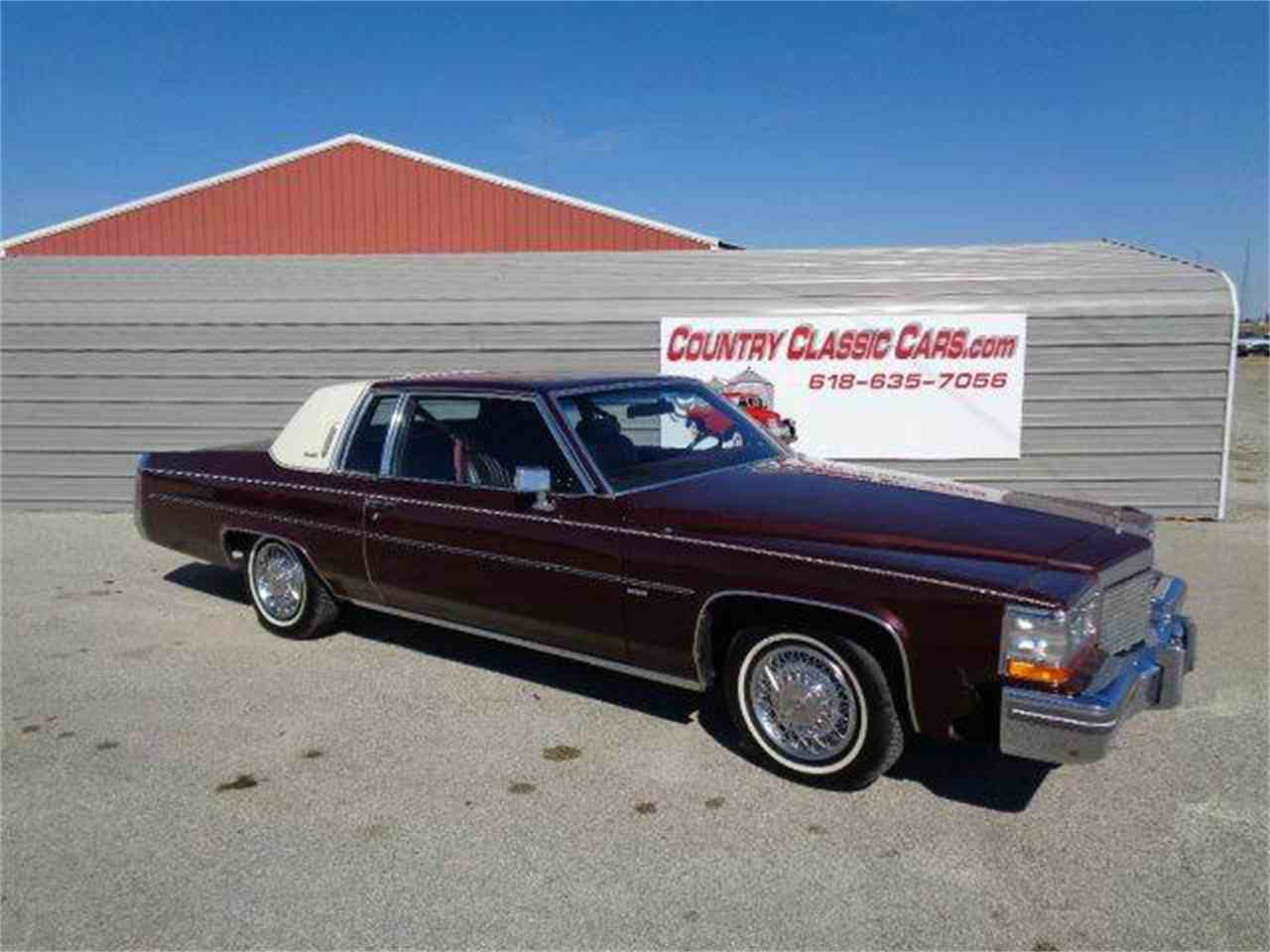 1981 Cadillac Coupe DeVille for Sale | ClassicCars.com | CC-1029128