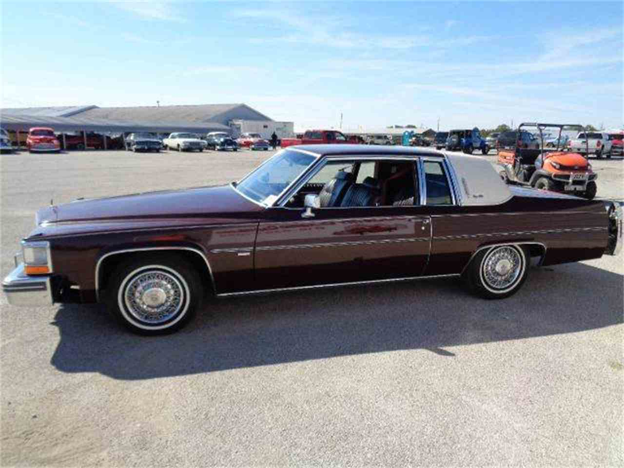 1981 Cadillac Coupe DeVille for Sale   ClicCars.com   CC-1029128
