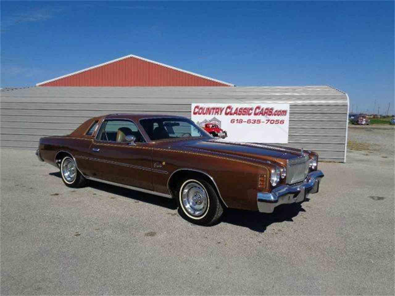 1977 Chrysler Cordoba For Sale Classiccars Com Cc 1029131