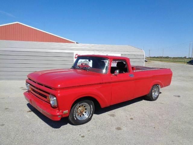 Picture of '62 Pickup located in Staunton Illinois Offered by  - M231