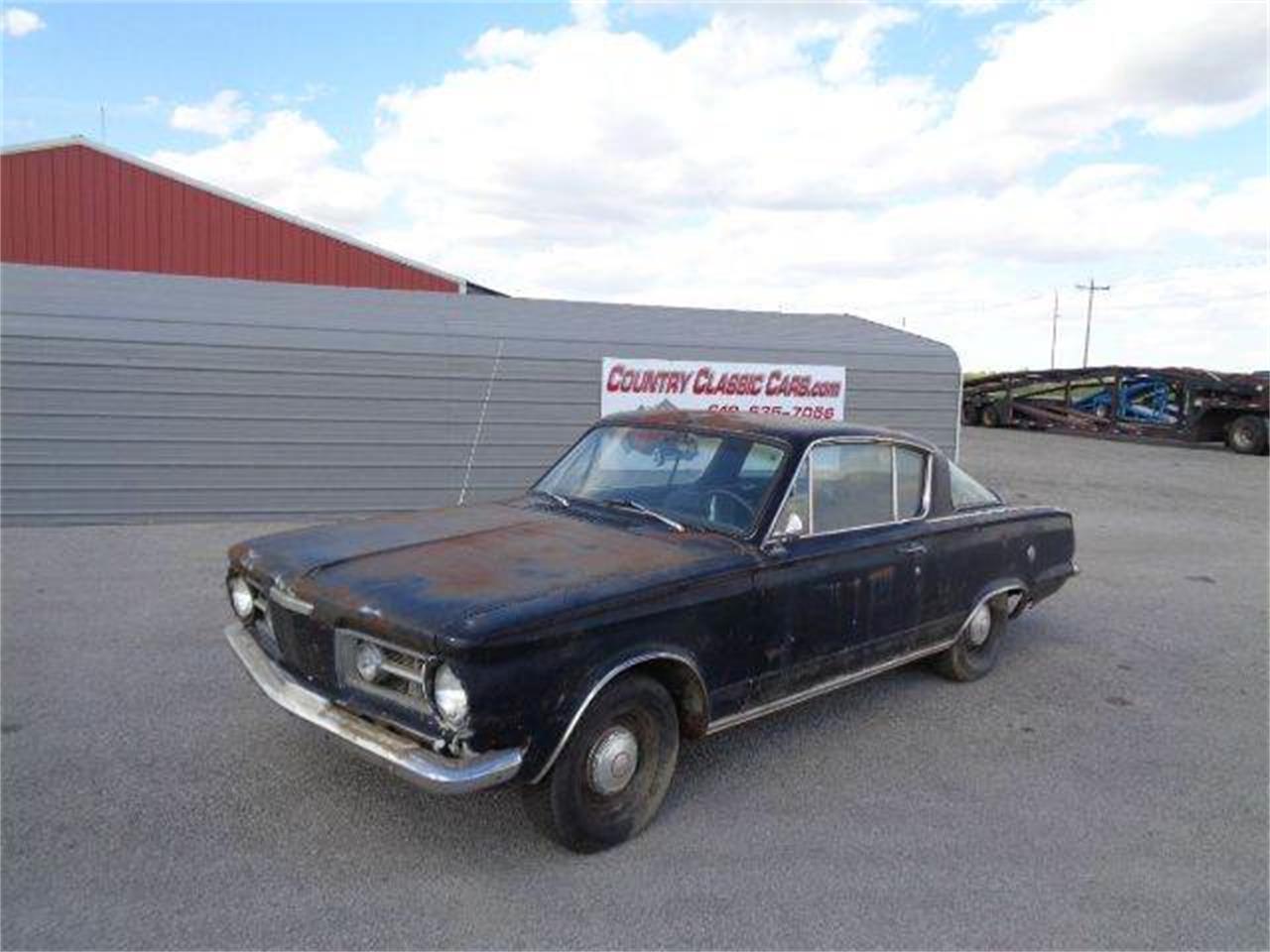 For Sale: 1964 Plymouth Barracuda in Staunton, Illinois