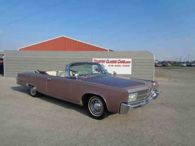 Picture of '65 Imperial Crown - M23A